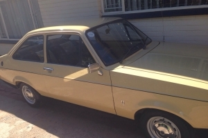 ESCORT MK2 2 DOOR FOR SALE